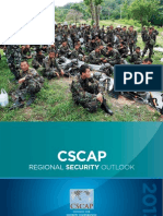 CSCAP Regional Security Outlook (CRSO) 2013