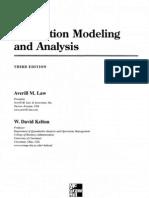 Livro Simulation Modeling and Analysis