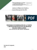 Anexo Decreto Alcaldia 006 2012 Segregacion en La Fuente