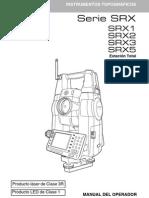 SRX - Manual Basico Espanol