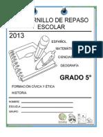 5 Cuaderno de Repaso Chihuahua 12-13 -Jromo05.Com
