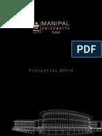2013 Prospectus