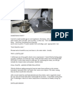 21052032 Homemade Distiller With Presure Cooker