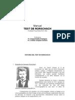 Badilla Y Jorquera - Manual Del Test De Rorschach.doc