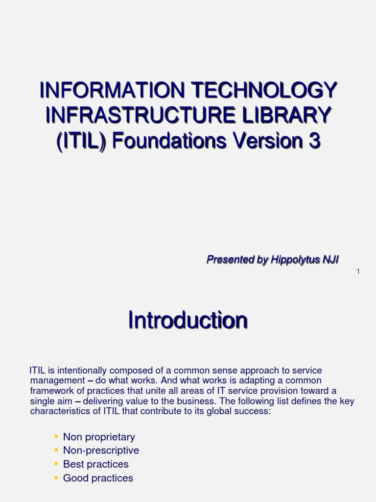 Itil foundations itil incident management fandeluxe Choice Image