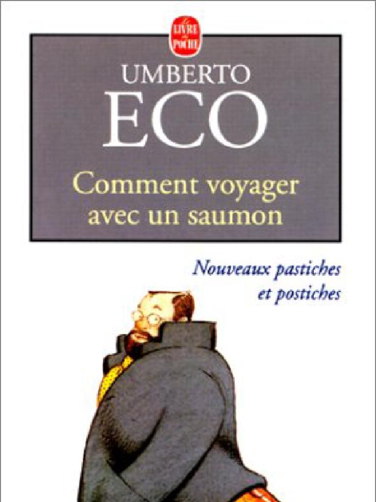 EcoComment Umberto Avec Voyager Un Nouv Saumon KFl1cTJ