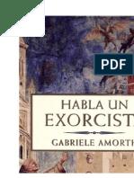 Falando Com Um Exorcista