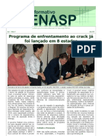 Informativo SENASP_JULHO 2012