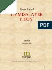 0000017la Misa Ayer Hpy Pierre Jounel