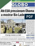 O Globo 040511