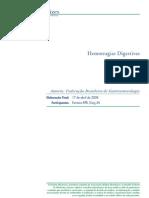 Diretrizes e HDA e HDB 2013