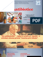 Antibiotic e