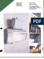 Holophane Wallpack Series Brochure 8-77
