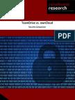 Security Comparison