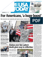USA TODAY 2011 05 04