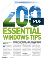 200 windows tips