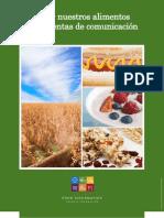 Entender Nuestros Alimentos Herramientas de Comunicación
