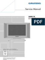 l4 Grundig Amira Lw76-9401top Ch.gbc1700