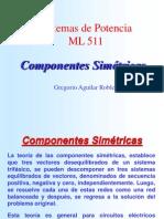 Componentes simétricas - ML 511