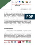 La Inmigracion Extranjera en El Noroeste de Mexico, El Caso de Sinaloa, Siglos XIX y XX, Rigoberto Arturo Roman Alarcon