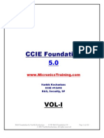 Sample-Narbik CCIE Foundation Book
