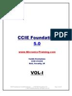 Sample-Narbik CCIE Foundation Book