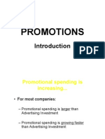 Objectifs de La Promotion Communication
