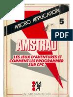 MA - 5 - Les jeux d'aventures et comment les programmer sur CPC.pdf