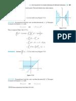Ejemplos integrales dobles