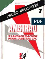 MA - 7 - Le langage Machine pour l'Amstrad CPC (1985).pdf