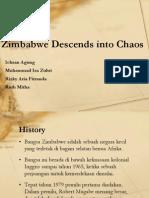 Zimbabwe Descends Into Chaos