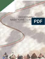 Diccionario Nasa Yuwe - Castellano