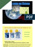 Power Point  ´´ A terra como um sistema ´´