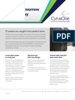 CyrusOne Overview