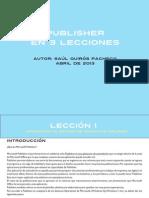 Curso Publisher1