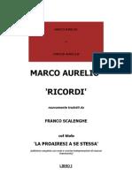Marco Aurelio - A se stesso (I ricordi) con commento.pdf