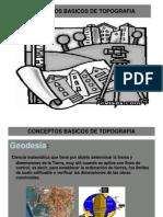 Conceptos Basicos de Topografia