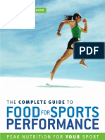 The Complete Guide to Food for Sports Performance- Peak Nutrition for Your Sport[Team Nanban]Tmrg