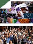 Scenes From Mardi Gras 2009