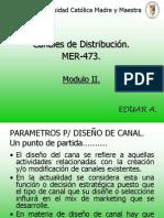 Pucmm-canales de Distribucion-modulo II.