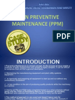 PLAN PREVENTIVE MAINTENANCE