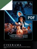 El Regreso del Jedi - Especial de la Revista Cinerama