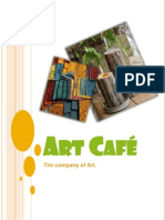 Business Plan - Art Café