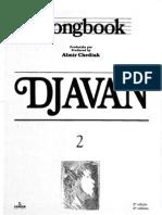 Djavan Songbook Vol 2 (Almir Chediak)