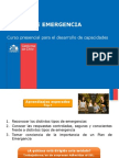 PPT Planes de Emergencia