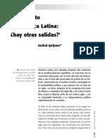 28354582 Anibal Quijano El Laberinto de America Latina