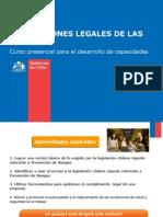 Obligaciones Legales de Las Empresas