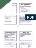 Intel Lecture01