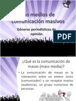 Medios Comunicacion Masiva