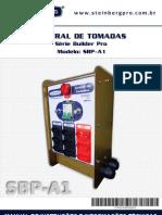 Manual de Instruções SBP-A1 Builder Pro